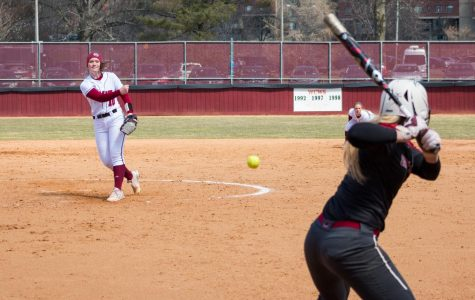 UMass softball falls flat in loss to Boston College
