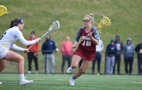UMass women's lacrosse looks to maintain momentum against George Mason