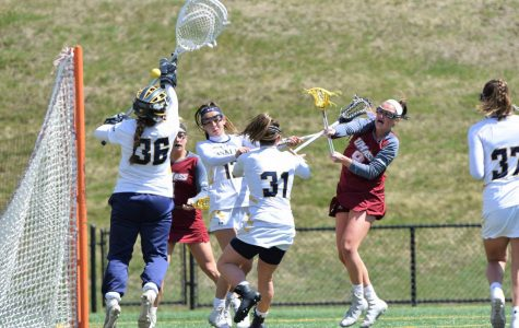 UMass women's lacrosse blows past La Salle