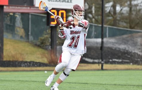 UMass men's lacrosse looks to keep win streak going in Delaware
