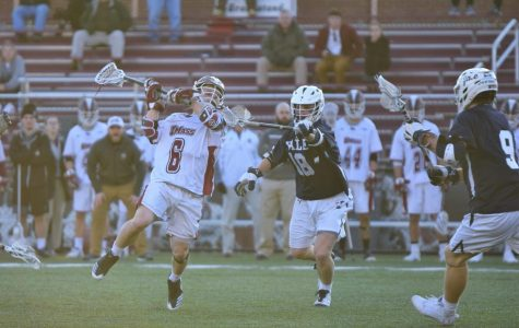 Johnston: If you aren't already, it's time to start paying attention to the UMass men's lacrosse team