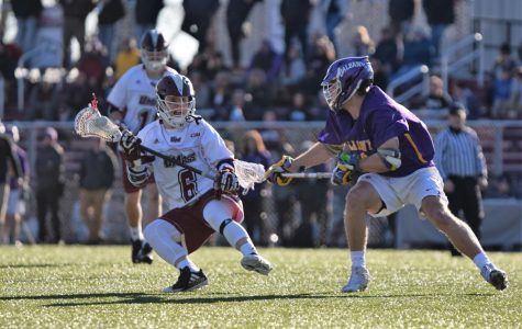 UMass men's lacrosse up against Hofstra in season finale