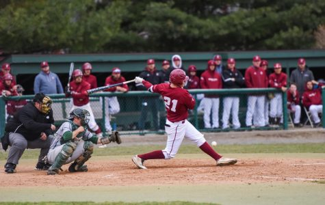 UMass baseball still slumping at the plate