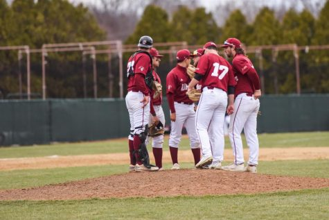 UMass baseball stymied by John Williams in loss to George Mason