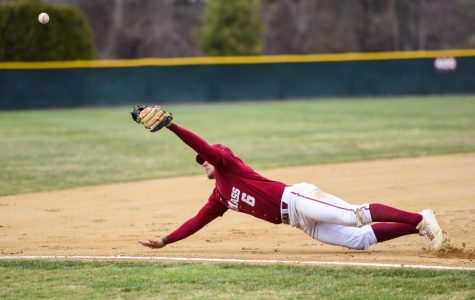 Hitting woes continue for UMass baseball in 5-1 loss to Siena