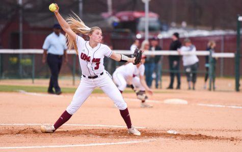 Pitching dominance propel UMass softball over Rhode Island