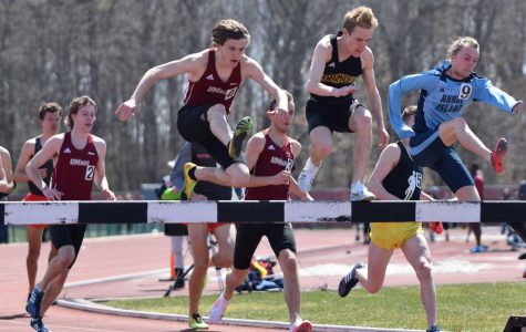 UMass track and field opens season with twin victories at home