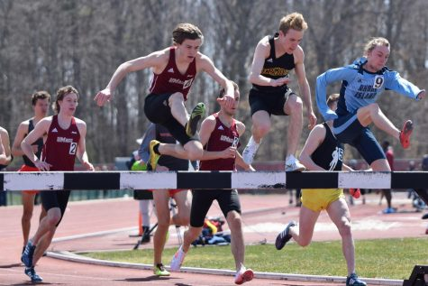 UMass competes in final indoor event of season