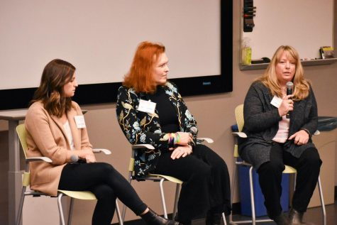 UMass Journalism Department hosts second annual Women in Sports Media Symposium