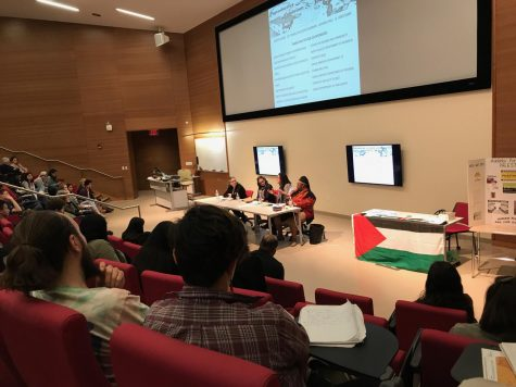Major activists discuss Palestinian reproductive rights and justice at SJP panel