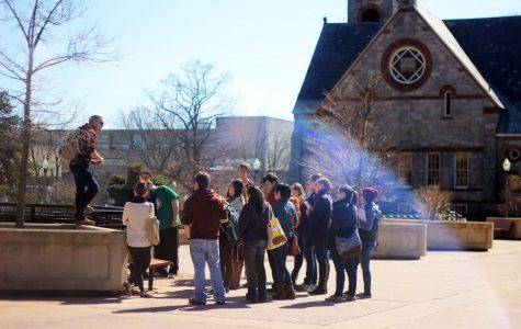 A defense of UMass tour groups