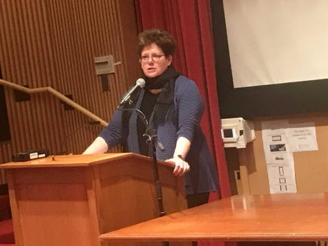 Disability rights advocate delivers speech at Mount Holyoke College