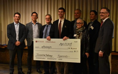 $65,000 awarded to three UMass student businesses