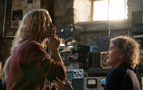 'A Quiet Place' is gimmicky and obsessed with itself