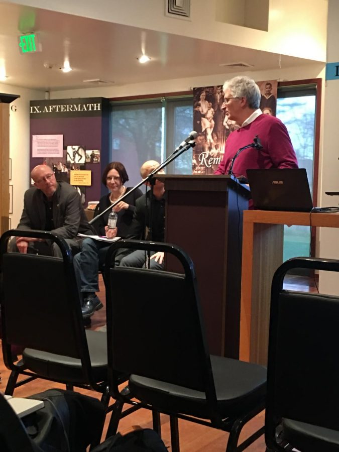 Expert panelists weigh in on shifting narratives surrounding the Holocaust