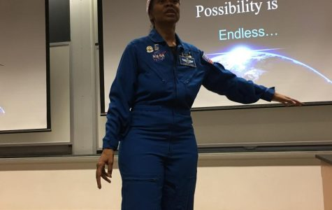 NASA astronaut Dr. Yvonne Cagle discusses humanity's physical future in space