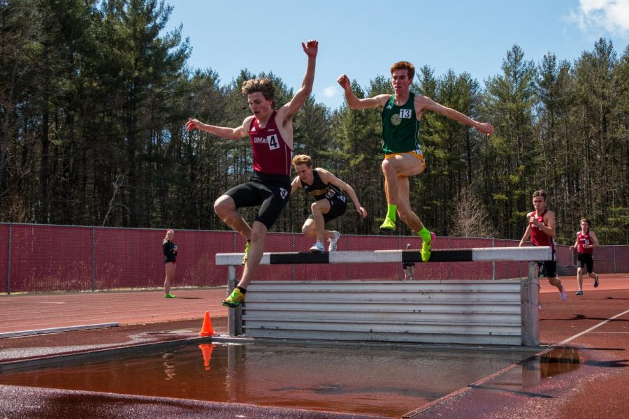 UMass men's, women's track see middle-of-the-pack showings at Atlantic 10 Championships