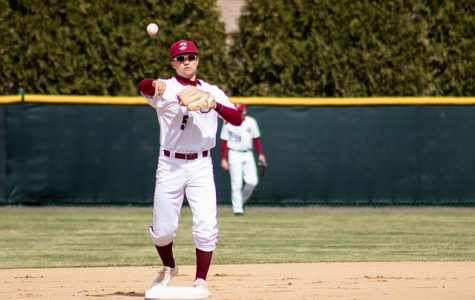 Marcus Fry's grand slam catapults UMass baseball to 11-4 win