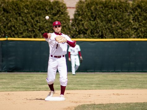 UMass hopes to carry momentum into weekend series against VCU