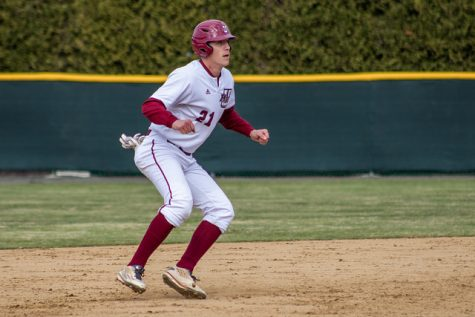 UMass baseball's winning streak ends in lost weekend in Saint Louis