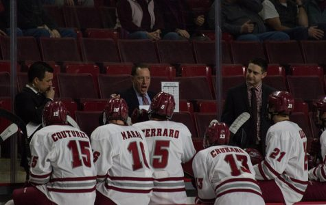 Greg Carvel locked in through 2023 with UMass hockey