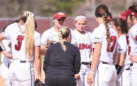 UMass softball set for final series versus George Mason