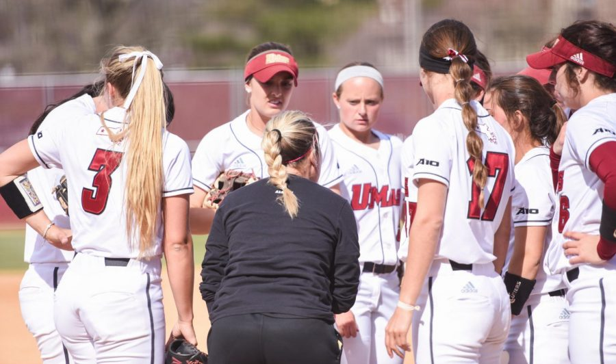 UMass+softball+set+for+final+series+versus+George+Mason