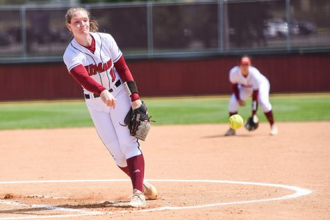 UMass softball searches for consistency with trip to BC