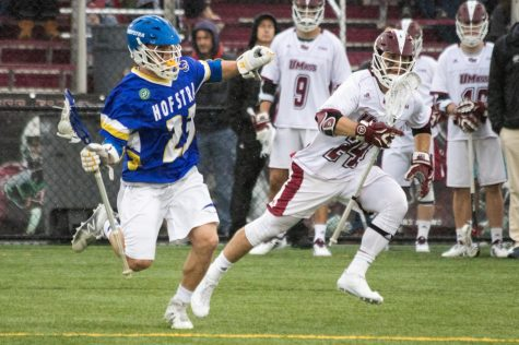 UMass men's lacrosse upsets No. 11 Ohio State Saturday afternoon