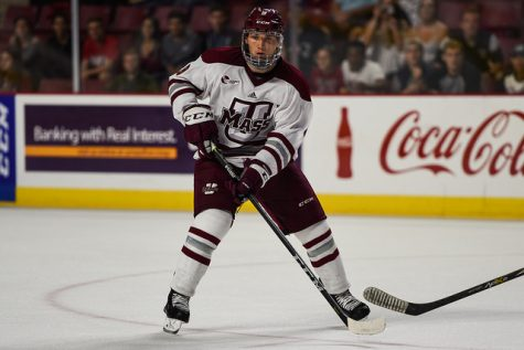 UMass hockey prepares for in-state rival BU