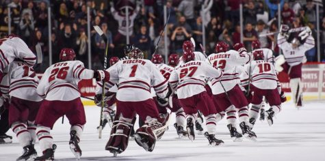 UMass hockey reveals 2018-19 season schedule