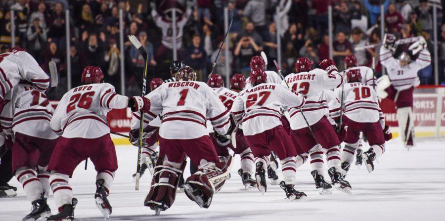 UMass hockey reveals 2018-19 season schedule
