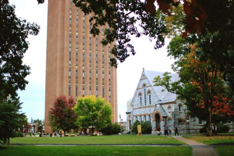 International student sues UMass, alleging civil rights violation