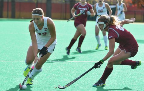 New additions power UMass field hockey to first win of 2018