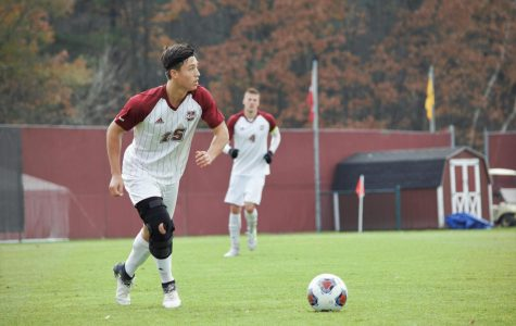 In-state rivalry up first for UMass men's soccer Friday