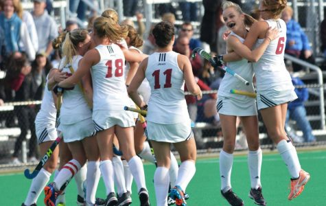 Sara Davis stepping up for UMass field hockey