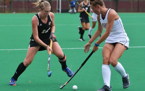 Despite loss, newcomer Louw continues dominance for UMass field hockey