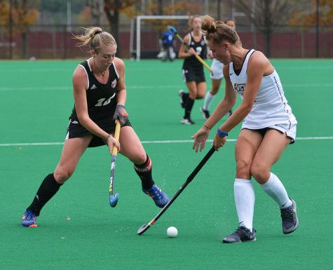 UMass field hockey falls to No. 2 Maryland in first round of NCAA tournament