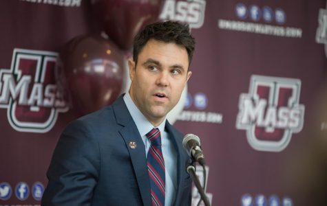 Ryan Bamford discusses state of UMass athletics
