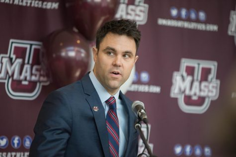 UMass baseball coach Mike Stone trying not to dwell on 2017 being his final season