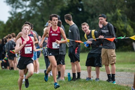 Cross Country competes at A-10 Championships