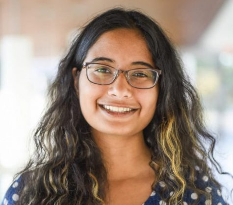 Photo of Megha Srinivasan