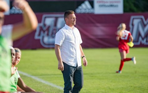 The Massachusetts women's soccer team is a product of Jason Dowiak's journey