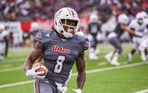 Marquis Young jump-starts offense in UMass football's second win of the year