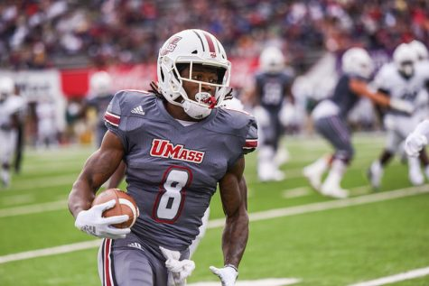 Bilal Ally, Sekai Lindsay ready to go for UMass football if Marquis Young isn't healthy for South Carolina