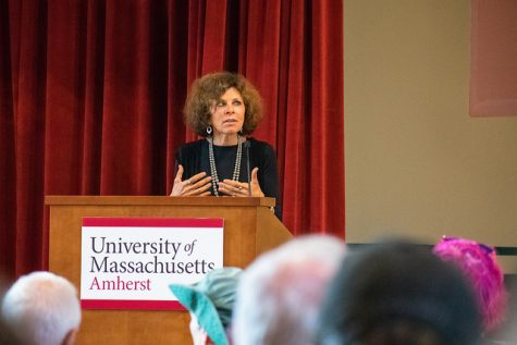 Former ACLU President Nadine Strossen talks free speech on campus