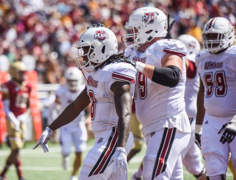 UMass faces competitive test against Georgia Southern