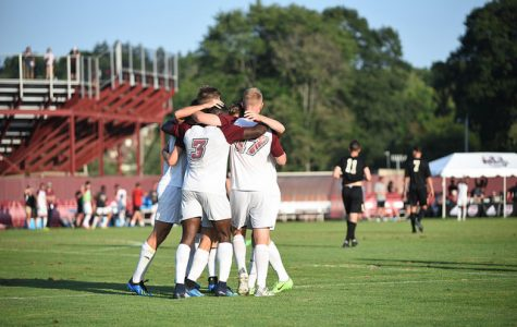 UMass men's soccer looks to capitalize on banner year in 2018