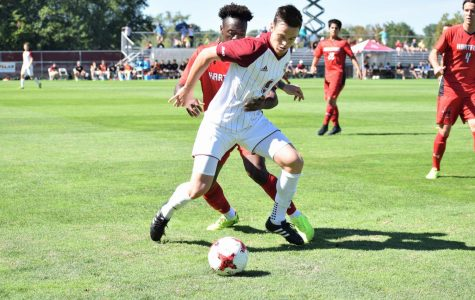 Two late goals sink UMass men's soccer at Boston University