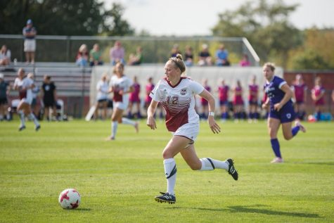 Dowiak setting high expectations for UMass women's soccer during 2018 season